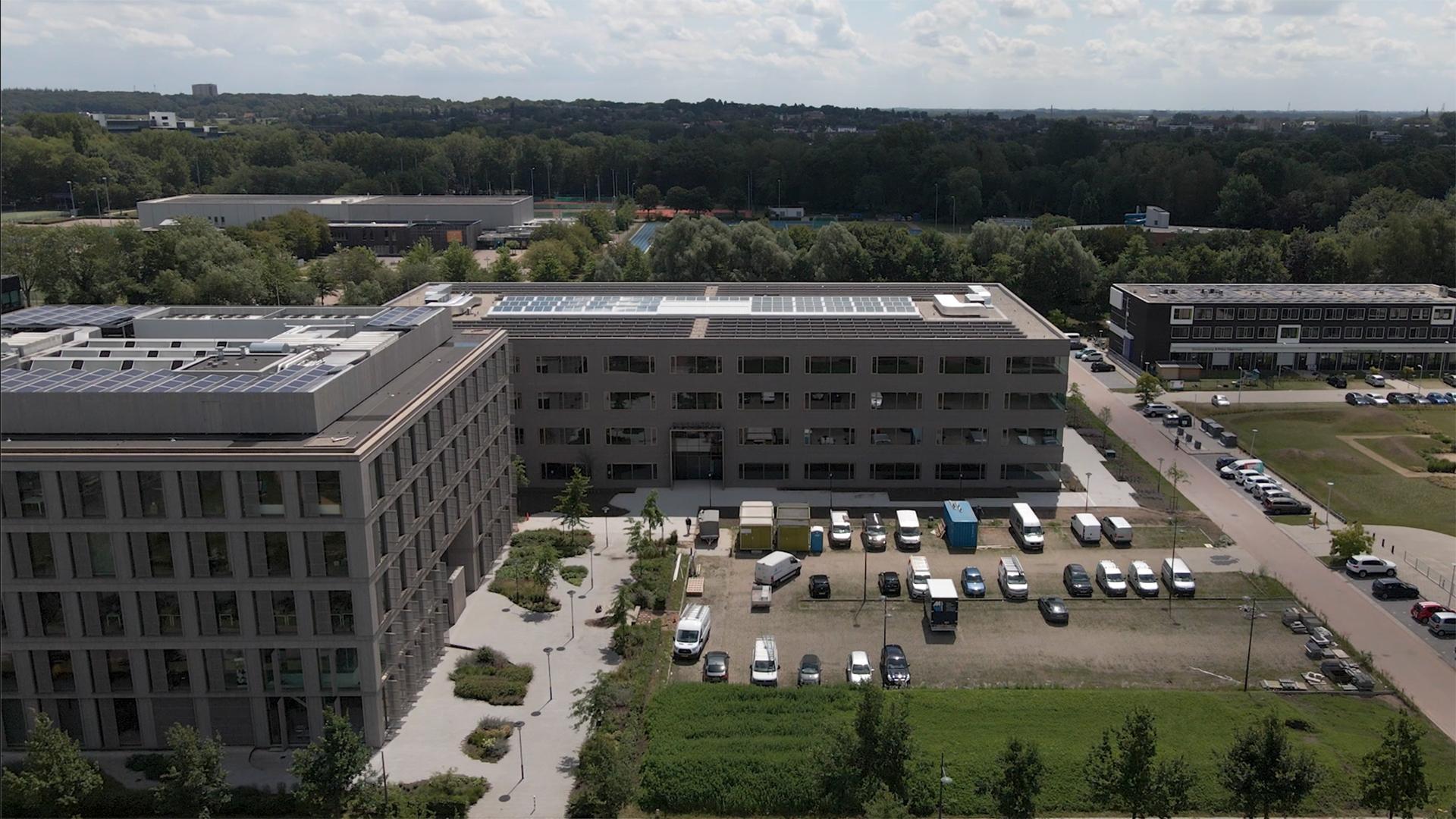 Plus Ultra II, Wageningen