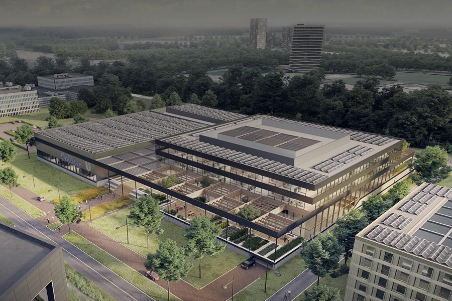Unilever – Food Innovation Center, Wageningen
