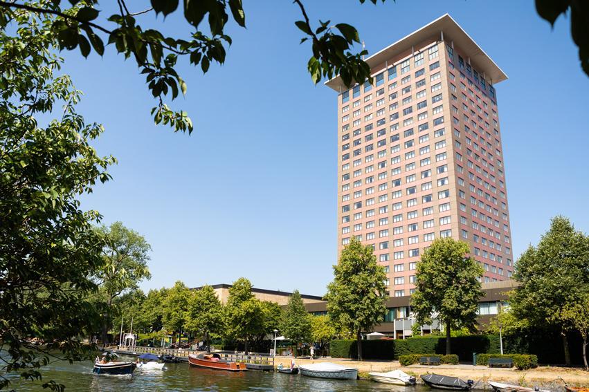 WKO-installatie voor Hotel Okura Amsterdam