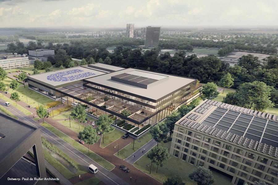 GeoComfort feliciteert Unilever met prijswinnend gebouw