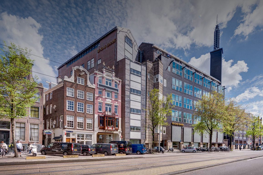 Guerrilla – Kasbank, Amsterdam
