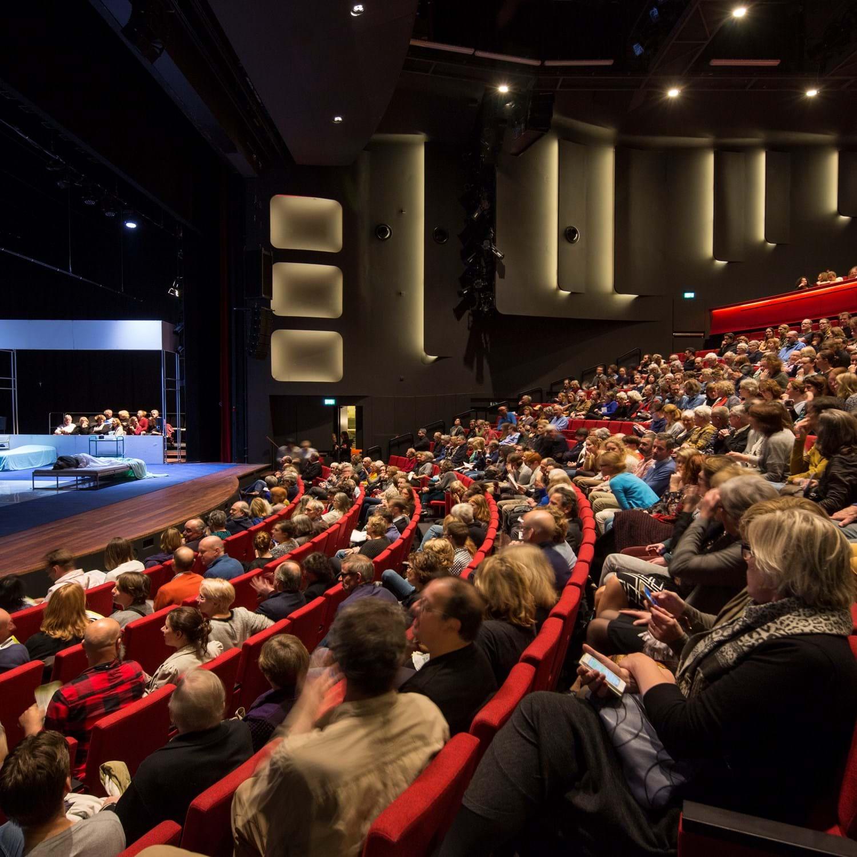 Stadsschouwburg Utrecht stap voor stap energiezuiniger