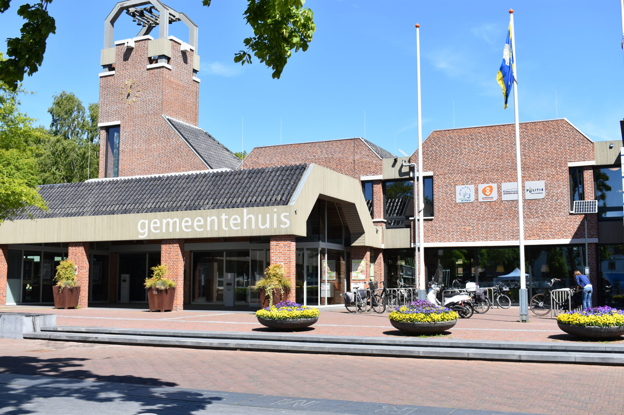 Gemeentehuis, Ermelo