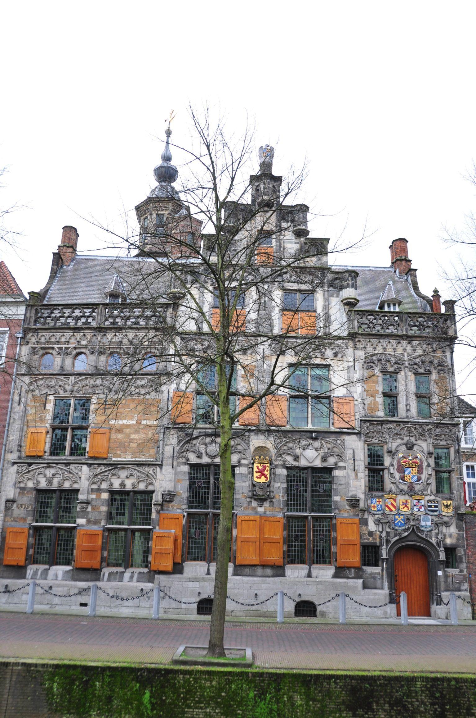 Hoogheemraadschap Delfland, Delft