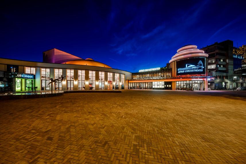 Verduurzaming klimaatinstallatie AFAS Circustheater Scheveningen