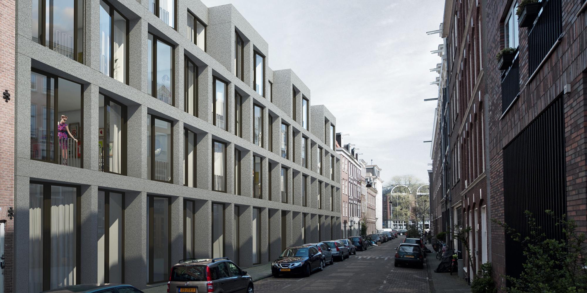Fokke Simonszstraat 61-63, Amsterdam