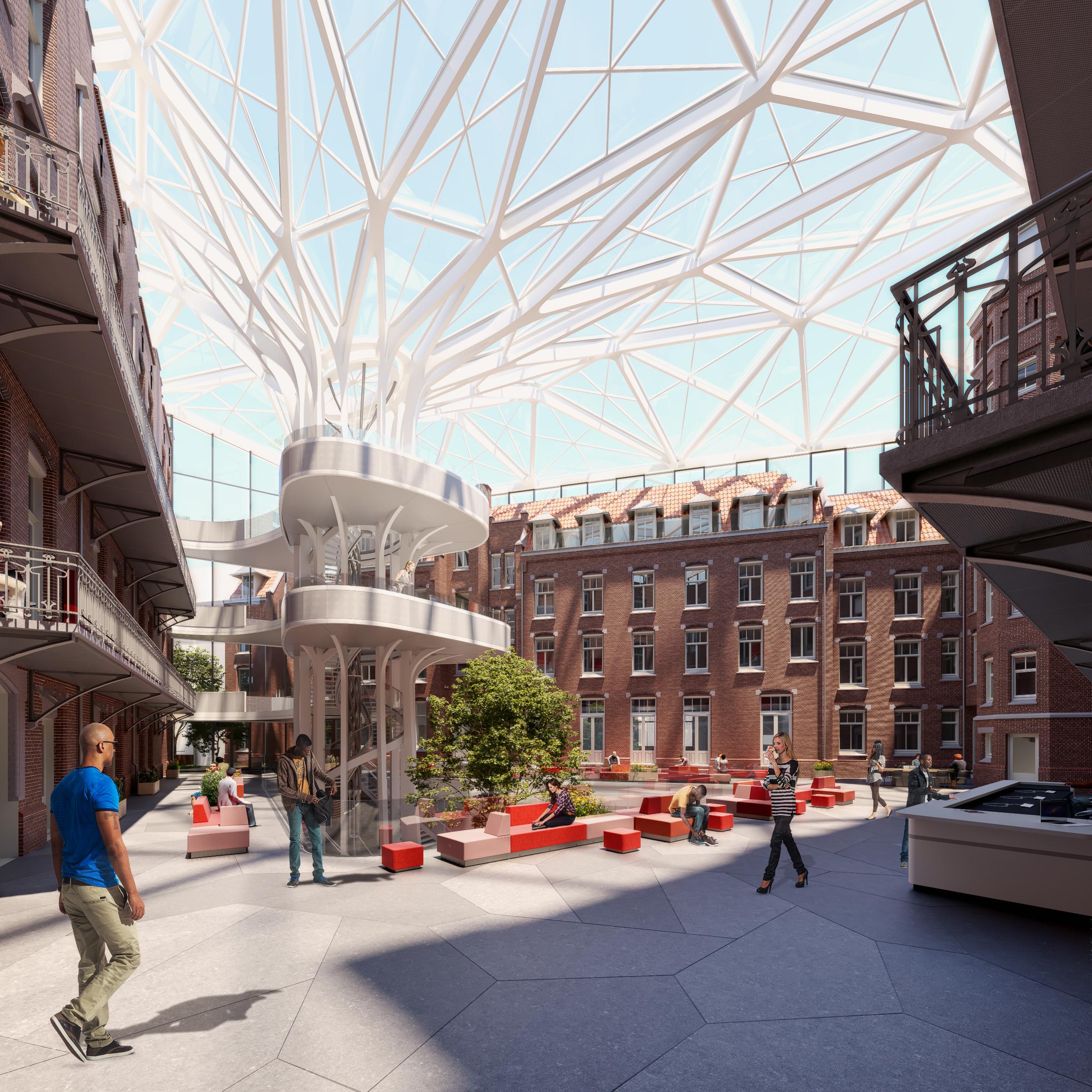 Universiteitsbibliotheek UvA, Amsterdam