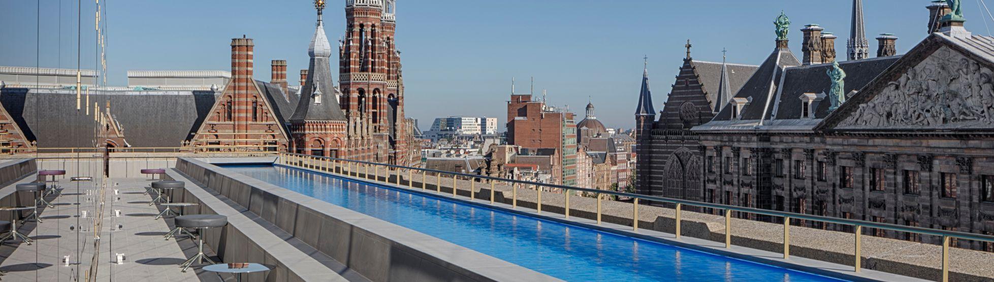 W-Hotel, Amsterdam