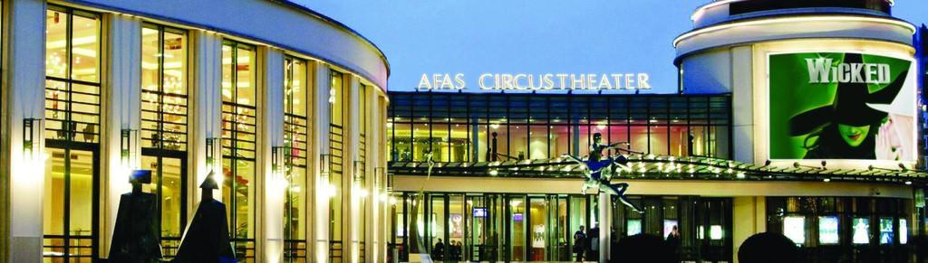 AFAS Circustheater, Scheveningen